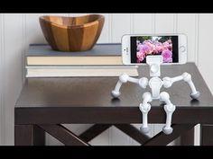 Keizus Quadropod   Bendable Smart Device Stand