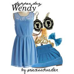 """Wendy - Dapper Day"" by princesschandler on Polyvore"