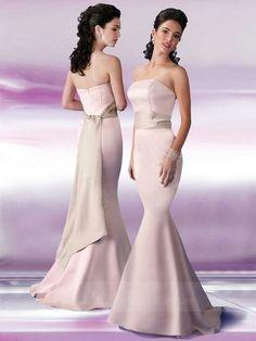 Strapless Bridesmaid Dresses,Mermaid Bridesmaid Dresses On Sale 05082