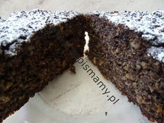 Polish Recipes, Polish Food, Something Sweet, Cake Cookies, Sweet Recipes, Food And Drink, Cooking Recipes, Baking, Cakes