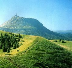 My country in the center of France : Auvergne
