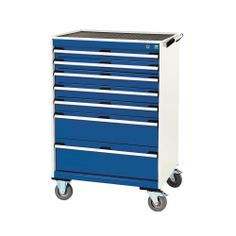 Bott Mobile Drawer Cabinet 800 x Mobile Storage, Shelving Systems, Industrial Shelving, Storage Design, Extreme Weather, Storage Shelves, Lockers, Drawers, The Unit