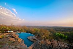 Leobo Private Reserve is a completely private 20,000 acre estate based in the beautiful malaria-free Waterberg mountains, 3 hours drive north of Johannesburg and home to the award winning 'Observatory Bush Villa'.