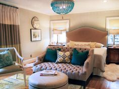 The best bedroom upgrades blend science and design. Beth Keim, owner of Charlotte, N.C.-based design firm Lucy and Company, shares her secrets of bedroom design.