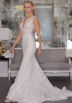 Romona Keveza Collection RK6456 Wedding Dress photo