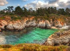 A day of hiking on a trail just south of Carmel-by-the-Sea proved a good spot for a photo. #treyratcliff at www.StuckInCustom... - all images Creative Commons Noncommercial