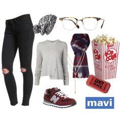 Mavi - Movie Night by mavi on Polyvore. Click to shop now!