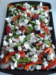 Easy greek chicken with epicure Healthy Foods, Healthy Eating, Healthy Recipes, Epicure Recipes, Greek Chicken, Food Website, Main Courses, Other Recipes, Caprese Salad