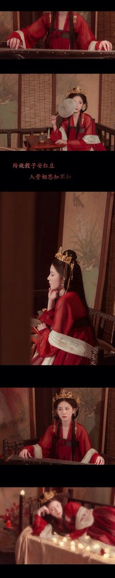 Nữ nhân cổ trang cosplay by Phù Nguyệt Tuế Hoa - Kiều Mạt Yên Lộ
