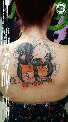Tattoo en proceso