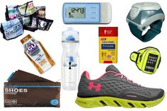 Runner Holiday Gift Guide Prize Pack! Repin using #WinDIR @DietsInReview and you could win all of this!