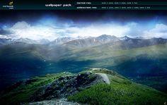 hillside v2 - wallpaper pack by manlikemark.deviantart.com on @deviantART