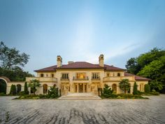 Take a drive down West Paces Ferry Road to see some gorgeous dream homes.