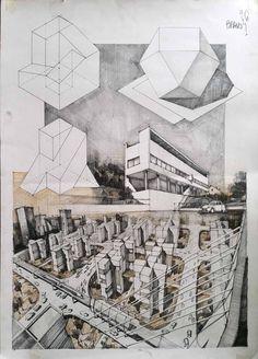 Subiecte – Page 2 – Vlad Bucur Landscape Architecture Model, Black Architecture, Architecture Portfolio Layout, Architecture Model Making, Conceptual Architecture, Architecture Concept Drawings, Architecture Sketchbook, Pavilion Architecture, Architecture Wallpaper