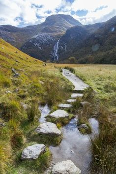 glen nevis, scotland                                                                                                                                                                                 More