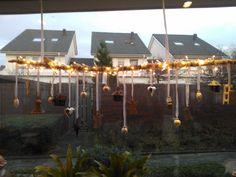Kerst raamdecoratie