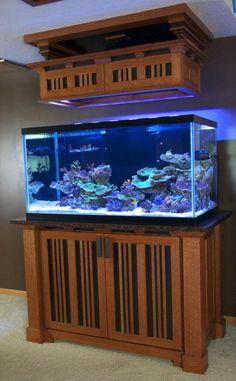 Aquarium Cabinet Stand | MF Cabinets