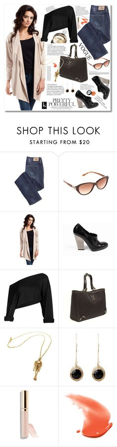 """""""Look shop 12..."""" by cindy88 ❤ liked on Polyvore featuring Chanel, Sebastian Professional, Gucci and Beautycounter"""