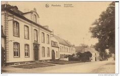 Ninove - Pastorij Hallebaan Meerbeke