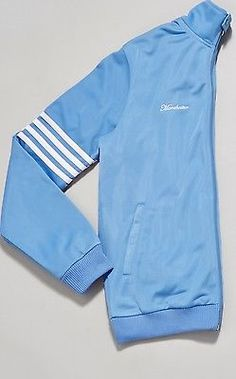 Track Suits 59339: Size? X Fila Limited Edition Blue Manchester City Track Top Bnwt Large BUY IT NOW ONLY: $119.99