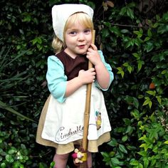 Cinderella Costume. Quite possibly the cutest thing I've ever seen!