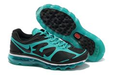 Nike Air Max 2012 Black New Green White Black Men's Shoes cheap nike shoes
