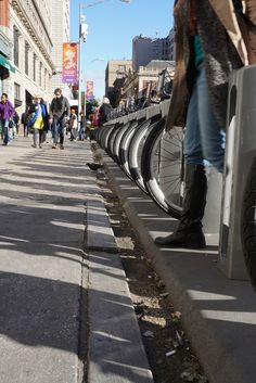 How Bike Shares Are Changing City Life