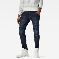 The G-Star Elwood jeans mapped out a new way of thinking about denim when first released.