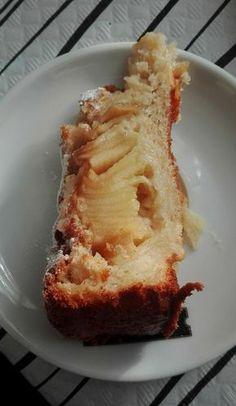 Pastel 12 cucharadas | Cocina Healthy Recipes, Gourmet Recipes, Bread Recipes, Sweet Recipes, Cooking Recipes, Delicious Desserts, Yummy Food, Pie Cake, Bakery