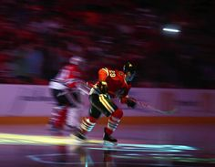 Game 1 pic (again) #nhl #Blackhawks