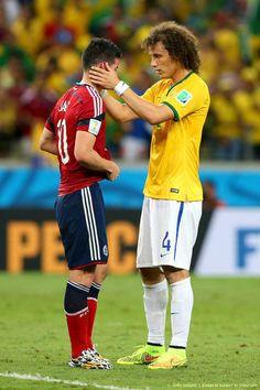 Brazil vs Colombia 2:1
