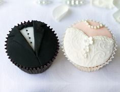 Hochzeit Cupcakes Rezept