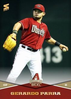Gerardo Parra Arizona Diamond Backs