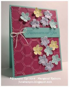 Petite Petals Thoughts SUO CCMC285 by mraburn - Cards and Paper Crafts at Splitcoaststampers