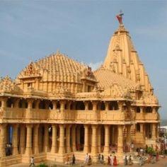 Somnath temple in gujarat