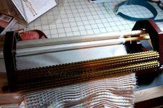 Pleating silk dupioni with silk organza lining