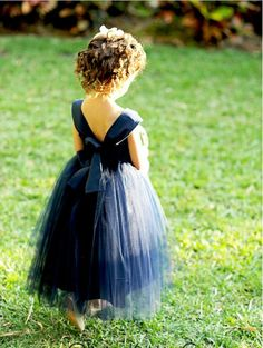 i love this flower girl dress