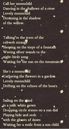 moonchild <3