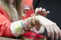 DIY Leather Bracelets | Henry Happened - WANT