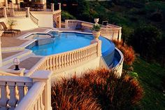 Photos of Award Winners | California Pools