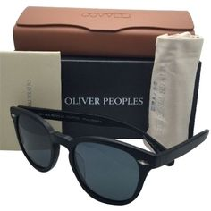 Pre-owned New Photochromic Oliver Peoples Sunglasses Sheldrake Plus Ov... (7,515 MXN) ❤ liked on Polyvore featuring accessories, eyewear, sunglasses, oliver peoples glasses, anti reflective glasses, anti reflective coating glasses, oliver peoples sunglasses and oliver peoples