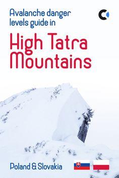 Home > Places > Tatra National Park >Avalanche Danger Levels in Zakopane and Tatra Mountains Europe Destinations, Europe Travel Guide, Best Travel Guides, Travel Advice, Travel Ideas, European Vacation, European Travel, Ukraine, Winter Travel