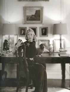 Millicent Rogers - Vogue, March 15, 1945 | Photographer: Richard Rutledge