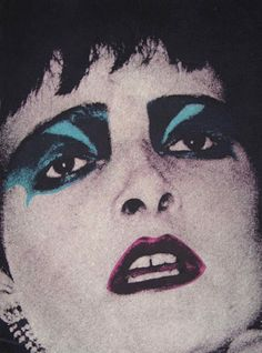 Siouxsie (Face by John Dove and Molly White at Paul Stolper Gallery (IFPDA) - Printed Editions - Ref 16188 Siouxsie Sioux, Siouxsie & The Banshees, Punk Makeup, 80s Makeup, Hipster Accessories, Emo Dresses, Party Dresses, Pop Fashion, Fashion Teens