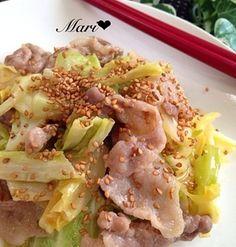 春キャベツを食べつくそう!!豚肉と炒めた簡単レシピ5選 | レシピブログ