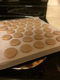 Picture of Baking the Macarons