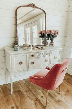 Makeup Vanity Ideas Inspiration Decorate Your Home Pinterest