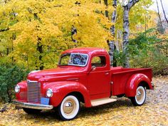 I believe this is an International Truck and not a Studebaker as stated on another pin