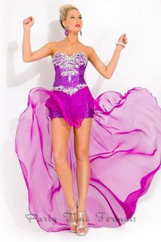 Party Time Gown 6373 Prom Dress - PromDressShop.com