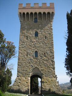 Torre Baglioni. Torgiano (Foto Strada dei Vini del Cantico)